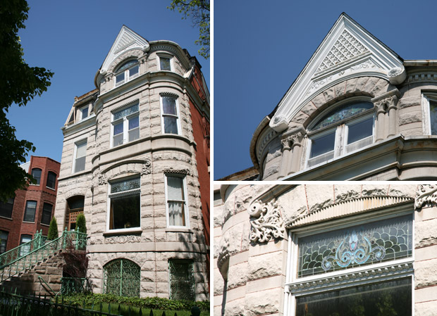 Gothic Revival architectural example